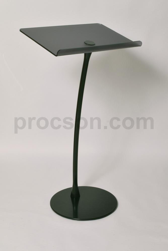 Black Arc2 Pulpit 60cm 24 Quot Wide Anti Reflective Top